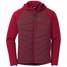 Men's Refuge Hybrid Hooded Jacket by Outdoor Research in Wielenbach Bayern