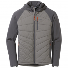 Men's Refuge Hybrid Hooded Jacket by Outdoor Research in Roseville Ca