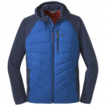 Men's Refuge Hybrid Hooded Jacket by Outdoor Research in Dublin Ca