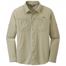 Men's Wayward L/S Shirt by Outdoor Research in Squamish Bc