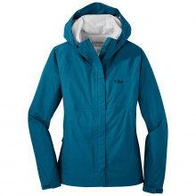 Women's Apollo Rain Jacket by Outdoor Research in Abbotsford Bc