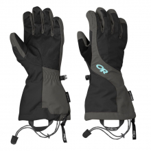 Women's Arete Gloves by Outdoor Research in Alamosa CO