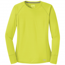 Women's Echo L/S Tee by Outdoor Research in Squamish Bc