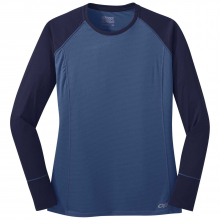 Women's Echo L/S Tee by Outdoor Research in Garmisch Partenkirchen Bayern