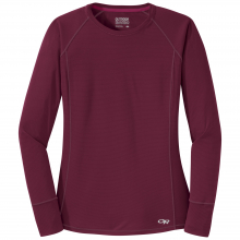 Women's Echo L/S Tee by Outdoor Research in Flagstaff Az