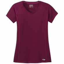 Women's Echo S/S Tee by Outdoor Research in Aspen Co