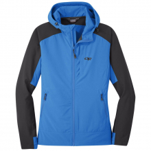 Women's Ferrosi Hooded Jacket by Outdoor Research in Glenwood Springs Co