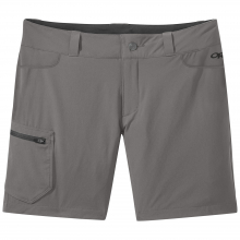 "Women's Ferrosi Shorts -7"" Inseam by Outdoor Research in Red Deer Ab"