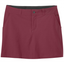 Women's Ferrosi Skort by Outdoor Research in Garmisch Partenkirchen Bayern