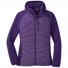 Women's Refuge Hybrid Hooded Jacket by Outdoor Research in Edmonton Ab