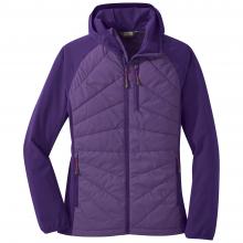 Women's Refuge Hybrid Hooded Jacket by Outdoor Research in Little Rock Ar