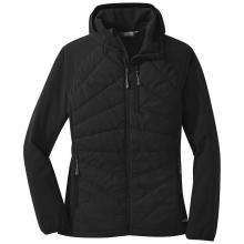 Women's Refuge Hybrid Hooded Jacket