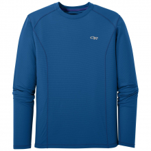 Men's Echo L/S Tee by Outdoor Research in Red Deer Ab