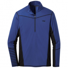 Men's Enigma Half Zip by Outdoor Research in Canmore Ab