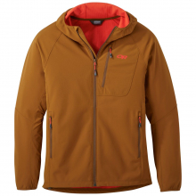 Men's Ferrosi Grid Hooded Jacket by Outdoor Research in Wielenbach Bayern