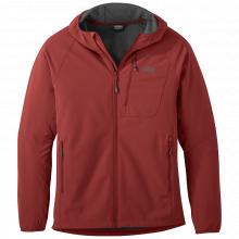 Men's Ferrosi Grid Hooded Jacket by Outdoor Research in Chelan WA
