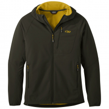 Men's Ferrosi Grid Hooded Jacket by Outdoor Research in Abbotsford Bc