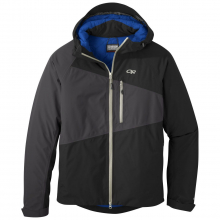 Men's Fortress Jacket by Outdoor Research in Canmore Ab