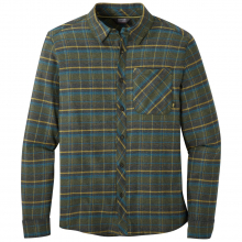 Men's Kulshan Flannel Shirt by Outdoor Research in Anchorage Ak