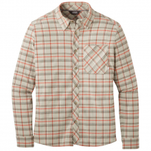 Men's Kulshan Flannel Shirt by Outdoor Research in Tallahassee FL