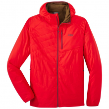 Men's Refuge Air Hooded Jacket by Outdoor Research in Mobile Al