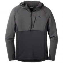 Men's Vigor Half Zip Hoody by Outdoor Research in Garmisch Partenkirchen Bayern