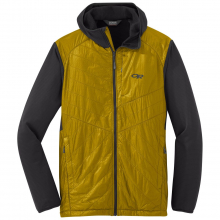 Men's Vigor Hybrid Hooded Jacket by Outdoor Research