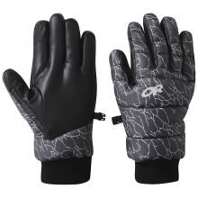 Transcendent Down Gloves, Printed by Outdoor Research