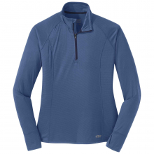 Women's Echo Quarter Zip by Outdoor Research in Abbotsford Bc