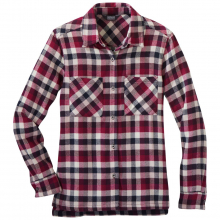 Women's Feedback Flannel Shirt by Outdoor Research in Blacksburg VA