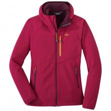 Women's Ferrosi Grid Hooded Jacket by Outdoor Research