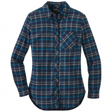 Women's Kulshan Flannel Tunic by Outdoor Research