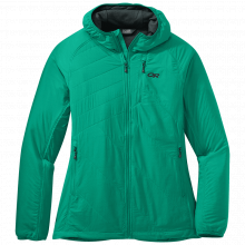 Women's Refuge Air Hooded Jacket by Outdoor Research