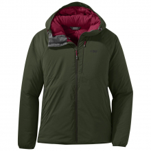 Women's Refuge Hooded Jacket by Outdoor Research in Tustin Ca
