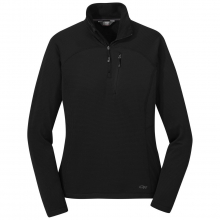 Women's Vigor Quarter Zip by Outdoor Research in Squamish BC