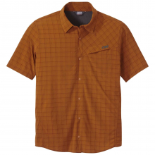 Men's Astroman S/S Sun Shirt by Outdoor Research in Garmisch Partenkirchen Bayern