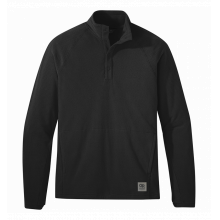 Men's Trail Mix Snap Pullover by Outdoor Research in Squamish BC