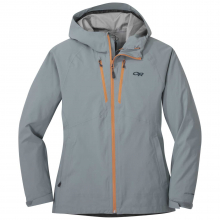 Women's MicroGravity AscentShell Jacket by Outdoor Research in Anchorage Ak