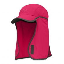 Kids' Sun Runner Cap by Outdoor Research in Courtenay Bc