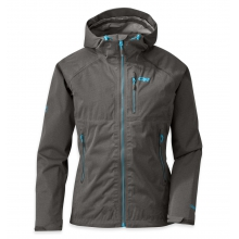 Women's Clairvoyant Jacket by Outdoor Research in Seattle Wa