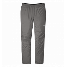 Men's Helium Rain Pants by Outdoor Research in Squamish BC