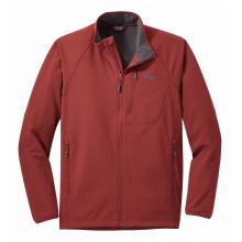 Men's Ferrosi Grid Jacket by Outdoor Research