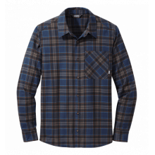 Men's Kulshan Flannel Shirt by Outdoor Research in Sioux Falls SD