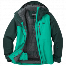 Women's Tungsten Jacket by Outdoor Research