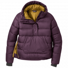 Women's Transcendent Down Pullover by Outdoor Research