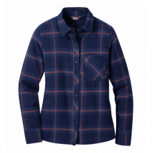 Women's Sandpoint Flannel Shirt by Outdoor Research