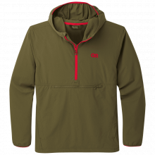 Men's Ferrosi Anorak by Outdoor Research in Squamish BC