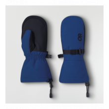 Kids' Adrenaline Mitts by Outdoor Research
