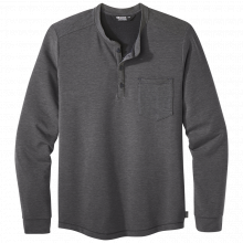 Men's Aberdeen L/S Henley by Outdoor Research in Squamish BC