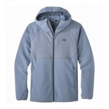 Men's Vigor Plus Fleece Hoodie by Outdoor Research in Cranbrook BC